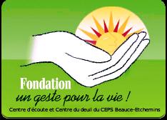 Logo fondation le bon